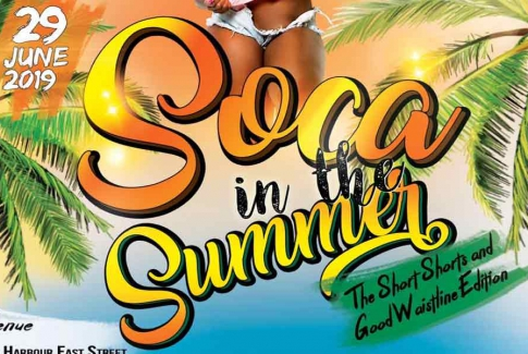 Soca In The Summer